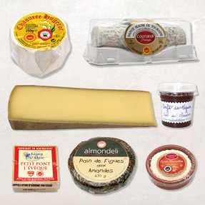Carré Box fromages
