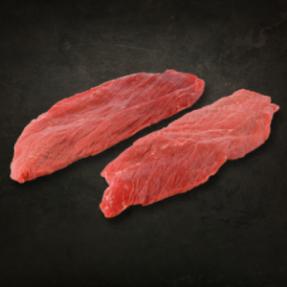 Steak de poire de boeuf  x2...